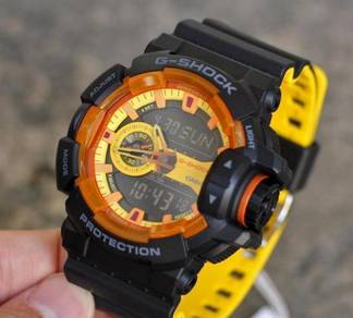 Watch - Casio G SHOCK BiCOLOR GA400BY-1 - ORIGINAL