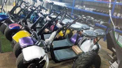 Harley Scooter - Pahang