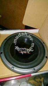 Pioneer dmdc 1400 watts 12 inch