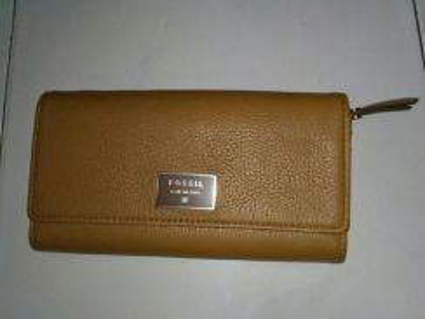 Original Fossil Purse leather