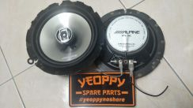 YSP Alpine Speaker 6