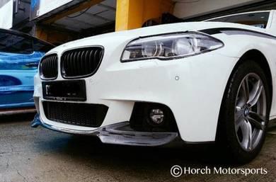 BMW F10 MSport Vorsteiner Carbon Fiber Lip Bodykit