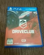 Game driveclub ps4
