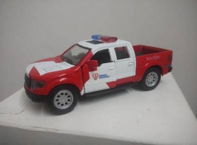 Ford Raptor TNB Custom Diecast Model
