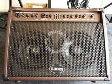 New Laney 65W Acoustic Guitar Amplifier LA65D