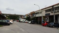 Puchong TPP 2 Storey Factory Corner Unit With Extra Land