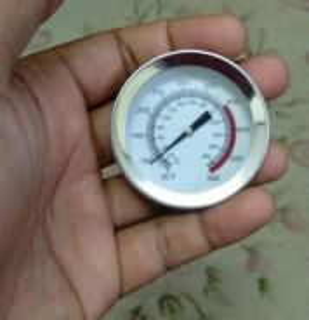 Termometer 1unit (Dapur ayam gunting)