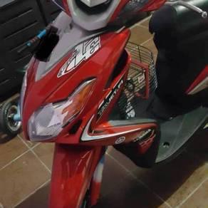 2005 Yamaha EGO LC