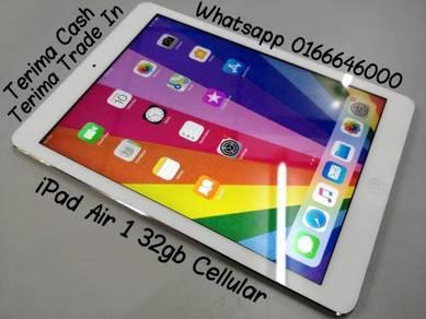 IPed Air 32gb Cellular