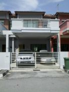 Juru Height - Double Storey Terrace House