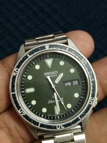 Seiko 7546 vintage diver