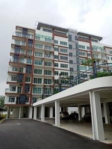 Level 4, Block 3 P Residences Apartment, E-Mart Batu Kawa