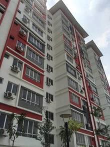 Mutiara Residences Serdang 743sq.ft 3R2B FULL FURNISHED INTERIOR NICE