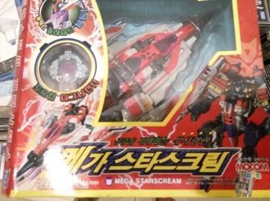 Takara Tomy Transformers Starscream Armada Voyager