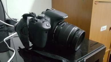 Canon 700D 18-55MM DSLR