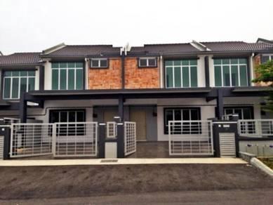 Double Storey House Taman Pelangi Semenyih 2