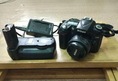Nikon D90 + 50mm f1.8d