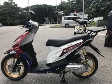 (USED) Honda Icon - 2011
