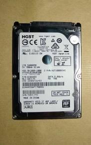 HGST 1 TB hard disk drive (HDD)