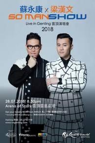 So Man Concert Genting 2018