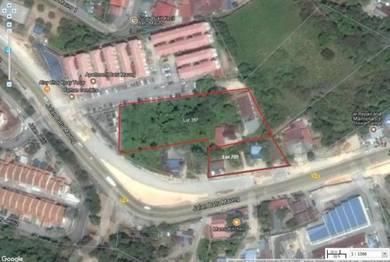 Penang Batu Maung Land for Sale City Center
