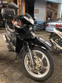2009 Honda Yamaha 125Z