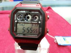 Jam Casio Digital 266m