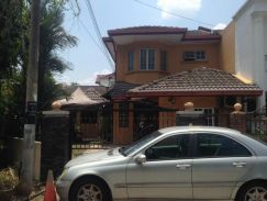 Pandan Indah, Double Storey Corner Lot For Sale