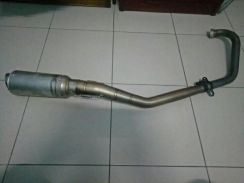 Exhaust belang pro liner tr 1 ( condition 9/10 )