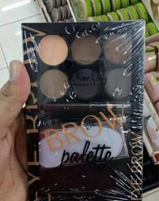 Eyebrow palette