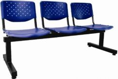 CLEARANCE ITEM~ PP Link Chair - 3 seater