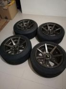 RIM AD7 Model Racing Spec 95/50 R15 82V With Tyres