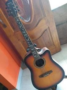 Gitar guitar murah