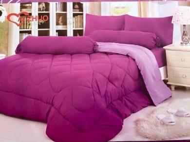 6IN1 set cadar dengan selimut