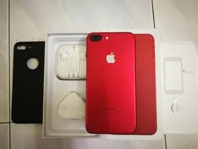 Iphone 7 Plus colour Red