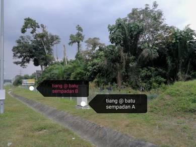Tanah untuk disewa, Kampung Tekir, Labu, N. Sembil