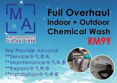 Best offer 1hp Inverter ACSON aircond