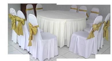 Perkhidmatan sewa meja dan kerusi untuk majlis