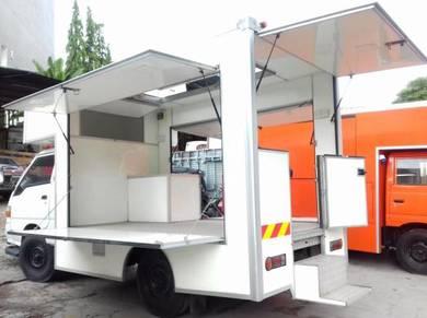 Inokom lorimas au26 / food truck / 2.7cc / 2003