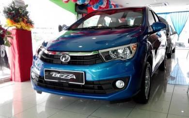 New Perodua Bezza for sale