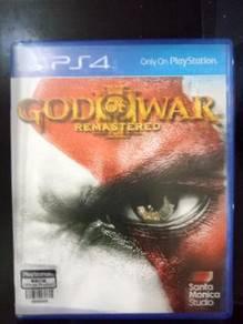 Playstation 4 - God Of War 3 Remastered