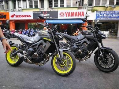 Yamaha MT 09 (0% GST2018 new) Blacklist cant apply