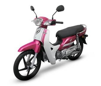 Honda EX5 110 FI -ElecStarter - Low Downpayment