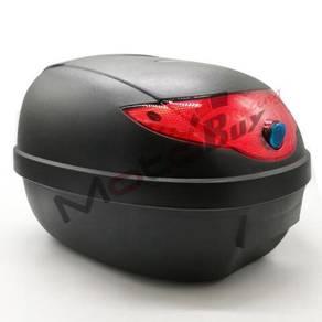 Motorcycle tail box