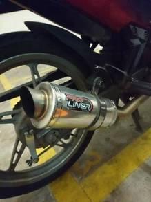 Exhaust pro liner
