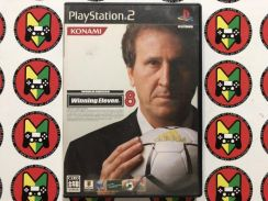[USED]PS2 Winning Eleven 8
