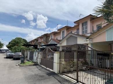 Full Loan Bandar Seri Alam, Jalan Bayu, Double Storey, Original Unit