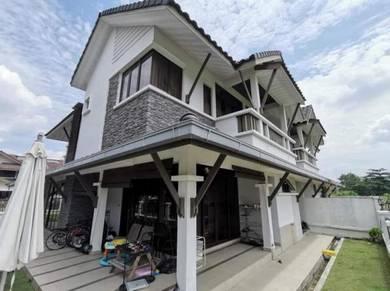 [BEAUTIFUL RESORT STYLE] Semi-D Divina Residence Shah Alam