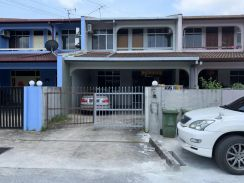 3rd Miles Double Storey Terrace Near Timberland Medical Centre