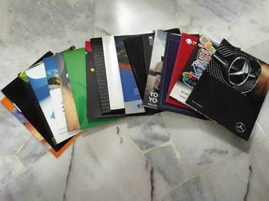 Hard Cardboard Folder